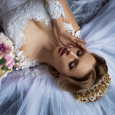 Wedding photographer Anna Minaeva (minaeva-photo). Photo of 04.07.2017