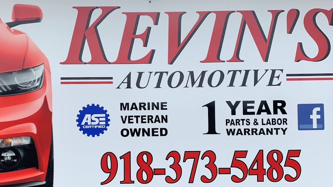 Kevin's Automotive LLC - ASE Certified Mechanic with 14 ...
