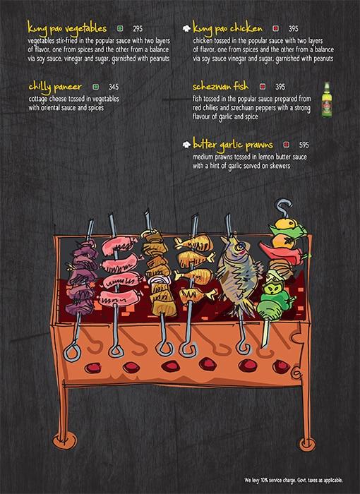 The Beer Cafe menu 8