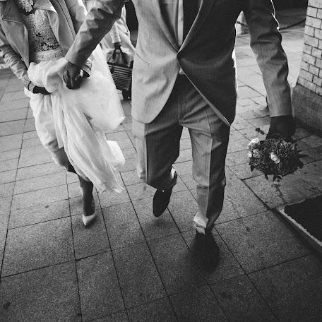 Wedding photographer Yana Kolesnikova (janakolesnikova). Photo of 22.12.2017