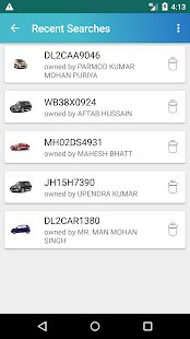 Car Info Vehicle Registration- screenshot thumbnail