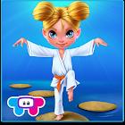 Karate Girl vs. School Bully-Based on true stories icon