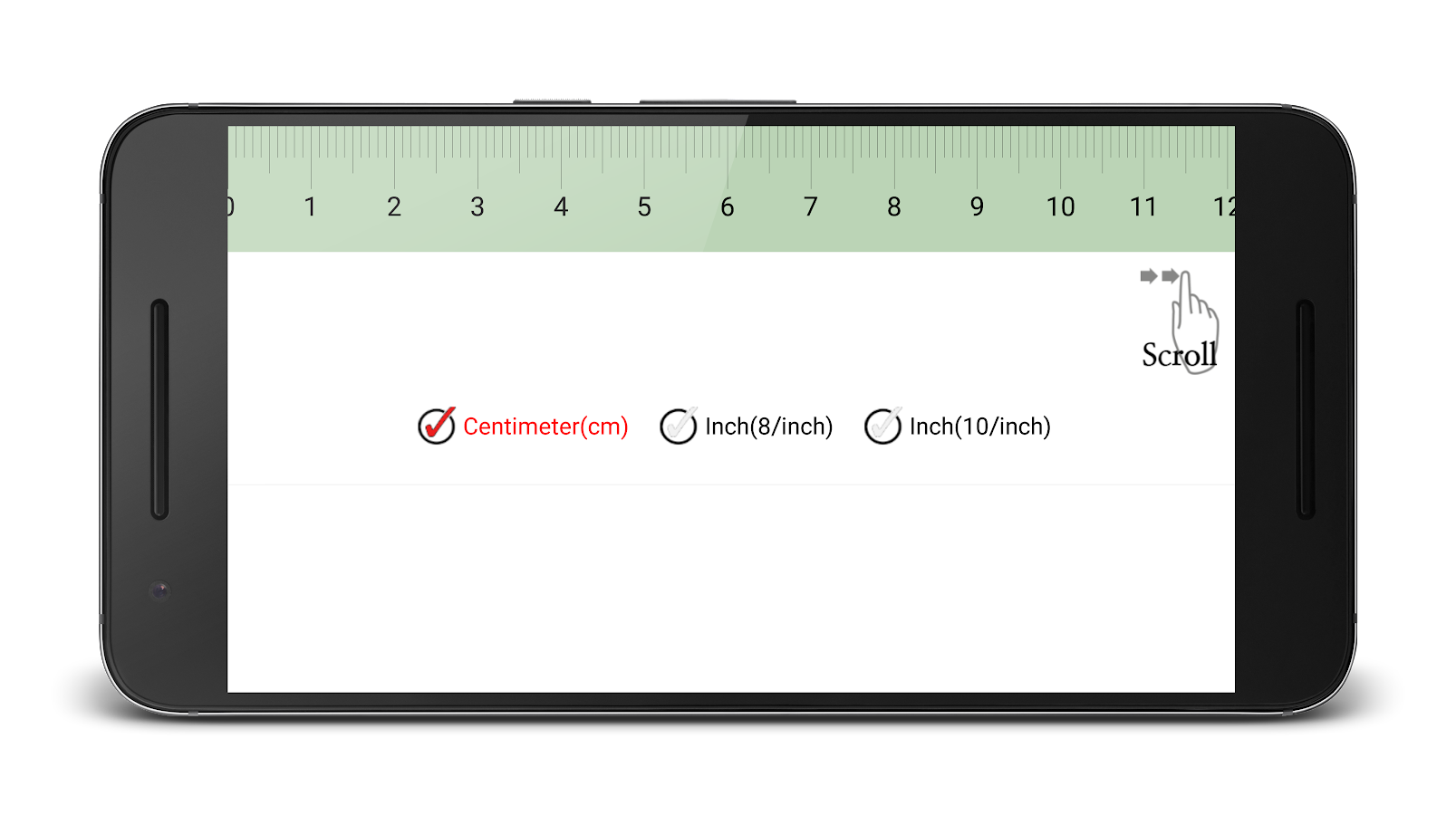 worksheet Measuring In Centimeters tape measure cm inch android apps on google play screenshot