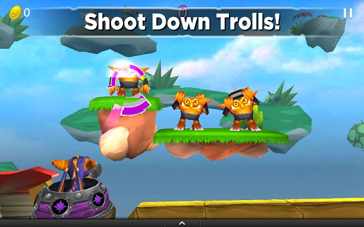 Skylanders Cloud Patrol screenshot 1