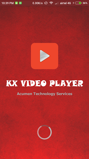 KX Video Player - Full HD Video Player 1.7.0 screenshots 1