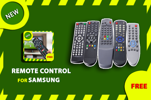TV Remote for Samsung TV