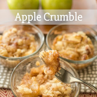 Apple Crumble No Butter Recipes