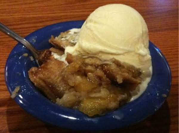 To Die 4 Peach Cobbler