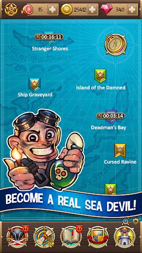 Sea Devils - Legendary Pirate Adventure 1.1.23 screenshots 2