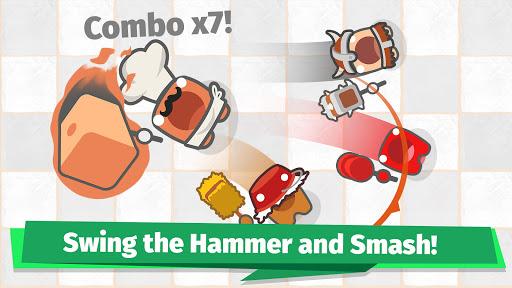 Smashers.io Foes in Worms Land 1.8 screenshots 1