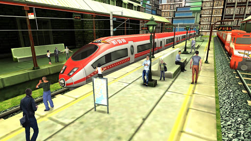 Train Simulator - Free Game  screenshots 2