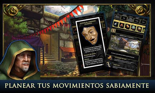 Age of Dynasties: juegos medievales, RPG español apk mod capturas de pantalla 2