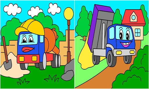 Painting cars  screenshots 1