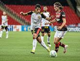 Filipe Luis se confie concernant Eden Hazard