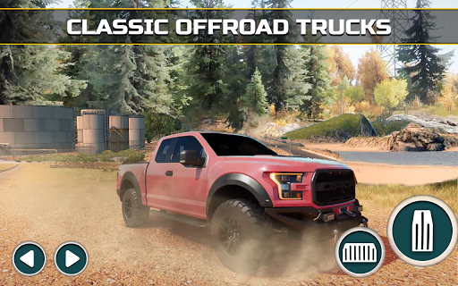 Off road 4X4 Jeep Racing Xtreme 3D 2 1.0.8 screenshots 7