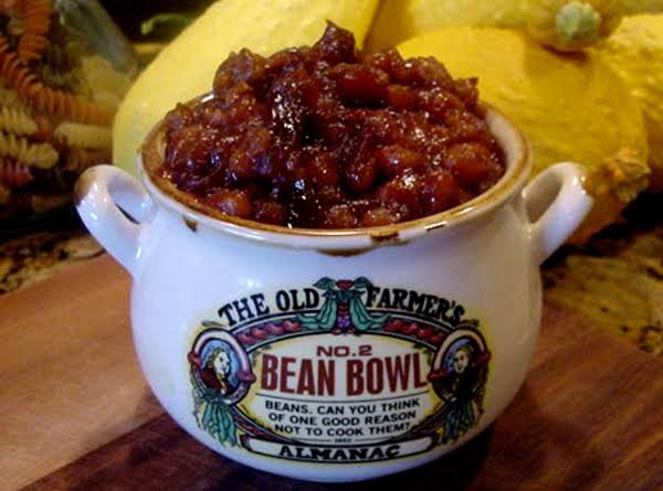 Baked Beans (bonnie's) Recipe