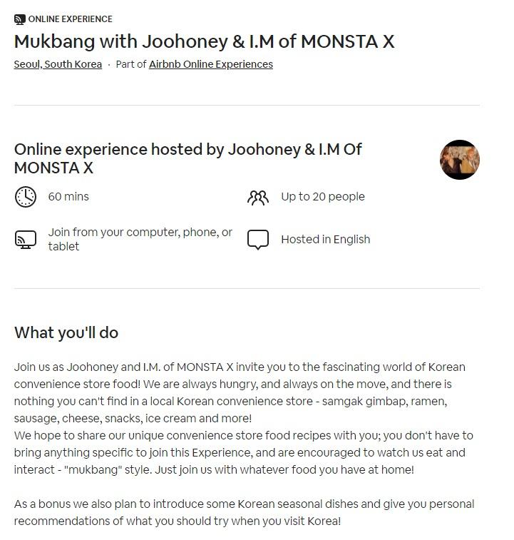 monsta x airbnb