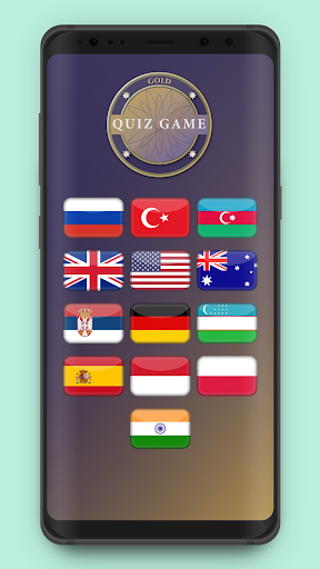 Gold Quiz Game 2019 - Very interesting questions  captures d'écran 1