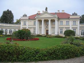 Photo: Pałac został wybudowany w 1797 roku dla Andrzeja Gorzeńskiego.