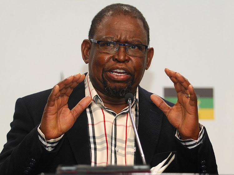 Enoch Godongwana. Picture: BUSINESS DAY/PUXLEY MAKGATHO