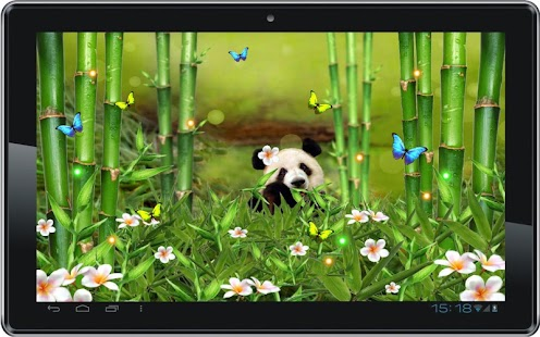 app panda funny live wallpaper apk for windows phone