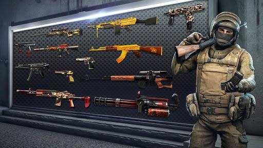 Critical Action :Gun Strike Ops - Shooting Game  screenshots 14