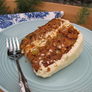 Gluten Free Carrot Cake.