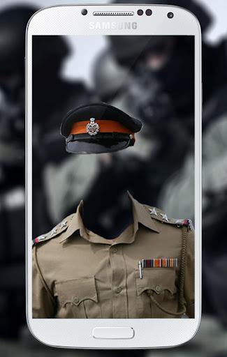警方照片西裝製造商