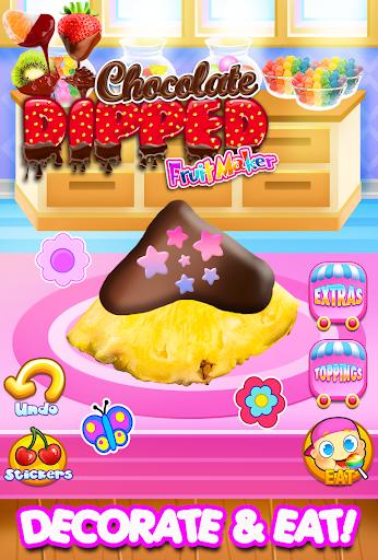 Chocolate Dipped Fruit Candy Maker Kids FREE  screenshots EasyGameCheats.pro 4