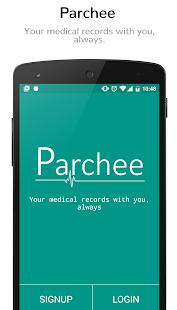 Parchee screenshot