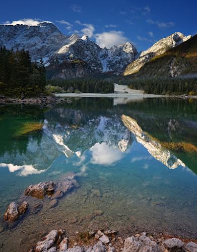 Belopesko by Uroš Florjančič - Landscapes Mountains & Hills