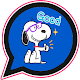 Stickers For snoopy dog WAStickerApps