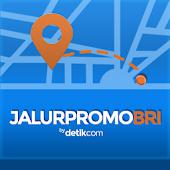 Jalur Promo BRI by detikcom
