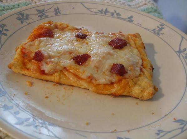 Quick And Easy Pizza Crescents Recipe