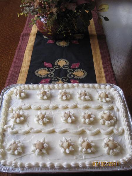 Polynesian Party Cake Recipe