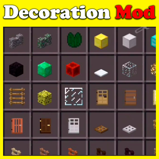 Pocket Decoration mod