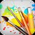 Drawing Desk Draw Paint Color Doodle & Sketch Pad 5.7.0