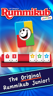 Rummikub Jr. Screenshot