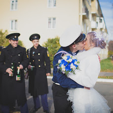 Wedding photographer Valentina Abdrashitova (lempia). Photo of 16.01.2014