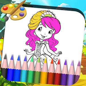 Tải Coloring Princess 2018 APK