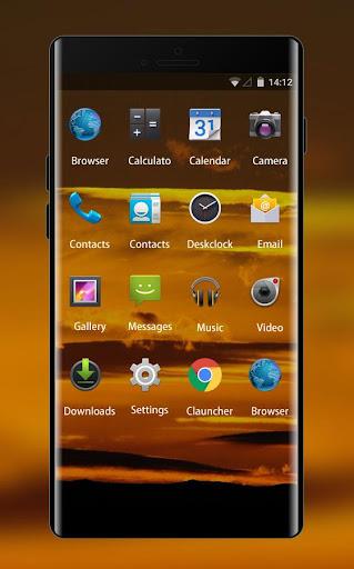 Theme for Panasonic Eluga A HD 2.0.50 screenshots 2