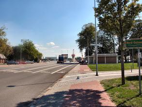 Photo: vor der Fähre zur Südseite des NOK