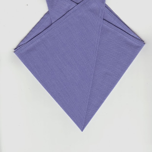 pochette en coton