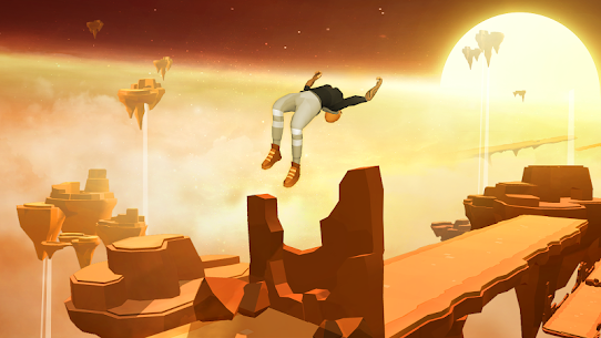 Sky Dancer: Parkour Freerunner 4