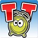 TickTock! fun maths game. icon
