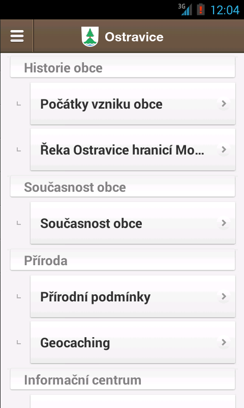 Скриншот Ostravice a Lysá hora
