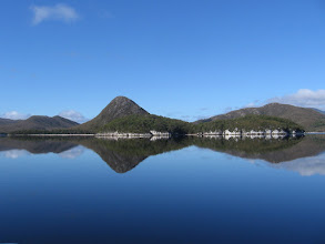 Photo: Bathurst Channel reflections