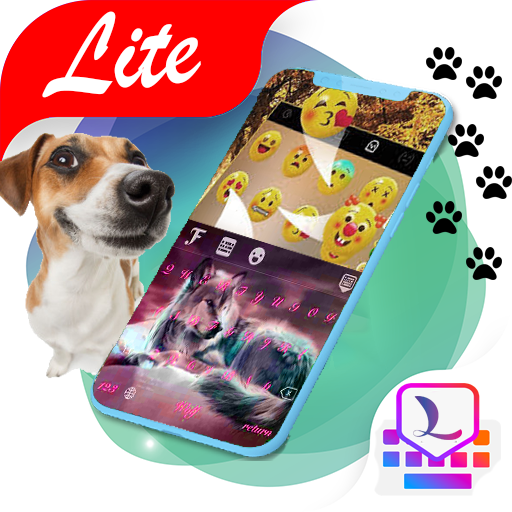 L Keyboard : Dog Keyboard - Keyboard Dog Themes Android APK Download Free By MultyLiteApps