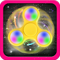 Fidget Spinner : Fingertip game 2D icon