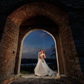 wedding by Dejan Nikolic Fotograf Krusevac - Wedding Bride & Groom ( bride, groom, fotografkrusevac, kalemegdan, kraljevo, svadba, beograd, krusevac, dejan nikolic, sunset, vencanje, wedding, vrnjacka banja, paracin )